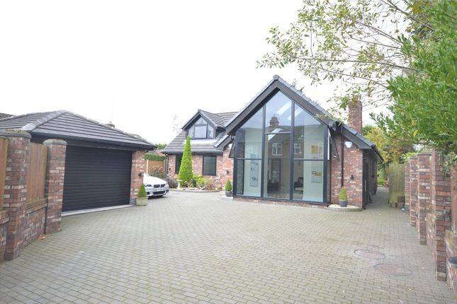 Thumbnail Detached bungalow for sale in Tarbock Road, Huyton, Liverpool