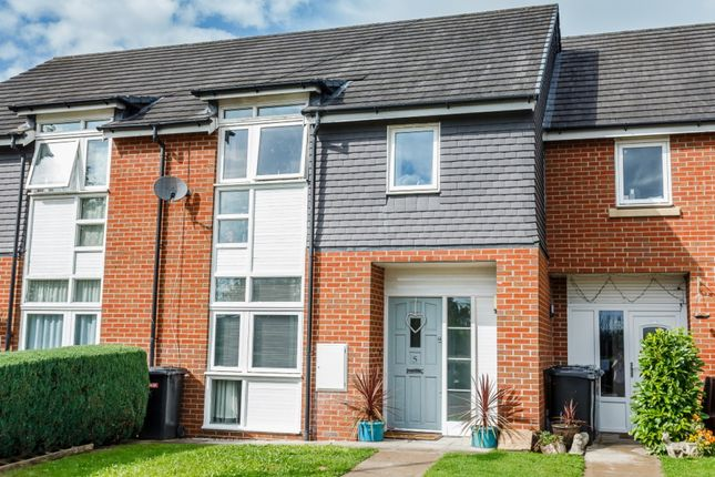 Thumbnail Terraced house for sale in Poppy Close, Crewe, Cheshire East