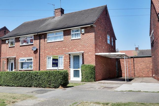 Thumbnail Semi-detached house for sale in Barham Road, Hull