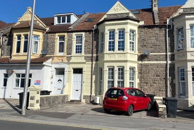 Thumbnail Terraced house for sale in Locking Road, Weston-Super-Mare