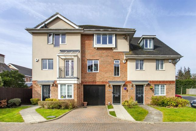 Thumbnail Terraced house to rent in Coleridge Drive, Ruislip, Greater London