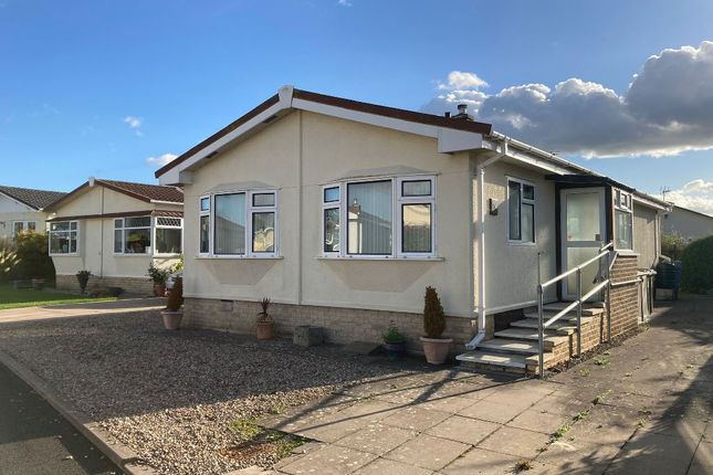 3 bed mobile/park home for sale in Snowshill View, Broadway WR12