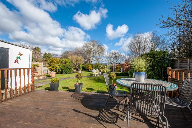Thumbnail Bungalow for sale in London Road, Ditton, Aylesford