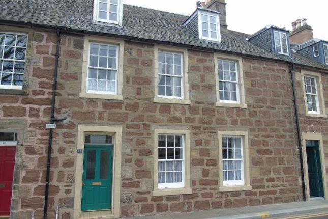 Thumbnail Terraced house to rent in Douglas Row, Inverness