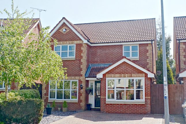 Thumbnail Detached house for sale in Stewart Street, Crewe