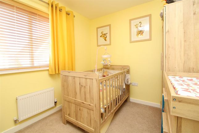 Bedroom Three of Jackdaw Drive, Stanway, Colchester CO3