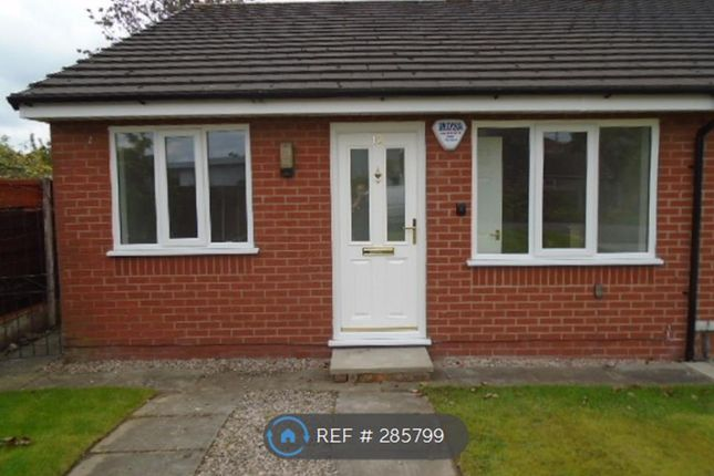 Thumbnail Bungalow to rent in Ainsworth Court, Bolton