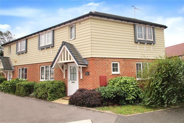 Semi-detached house for sale in Swanbourne Park, Angmering, West Sussex