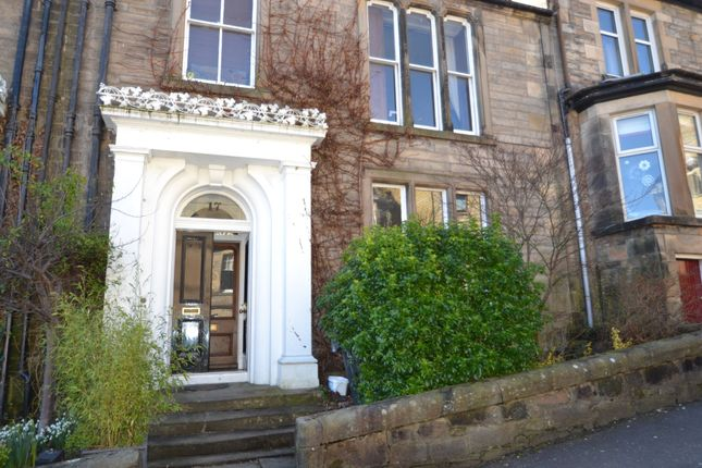 Thumbnail Town house to rent in Princes Street, Stirling