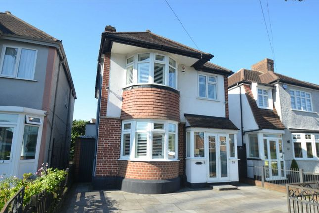Thumbnail Detached house for sale in The Glade, Shirley, Croydon