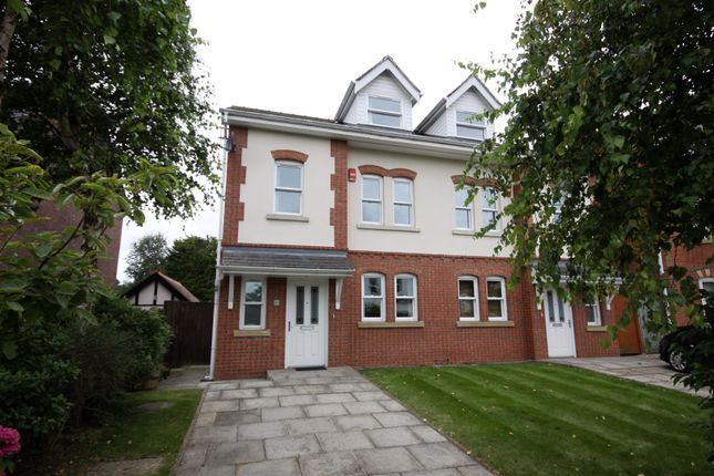 Thumbnail Semi-detached house for sale in Halifax Road, Ainsdale, Southport