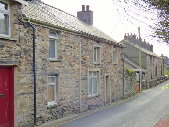 Thumbnail Semi-detached house for sale in Bryn Hyfryd, Penrhyndeudraeth, Gwynedd