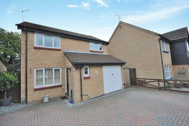 Thumbnail Detached house to rent in Abbotts Way, Thorley Park, Bishop`S Stortford