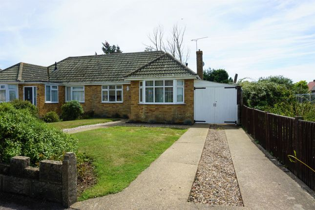 Thumbnail Semi-detached bungalow for sale in Woburn Avenue, Frinton-On-Sea