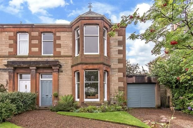 Thumbnail Semi-detached house for sale in Fitzroy Terrace, Perth