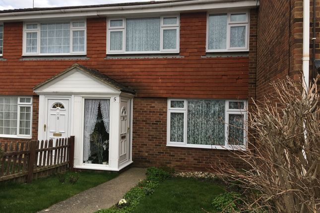 Thumbnail Terraced house for sale in Waterside View, Warden Bay