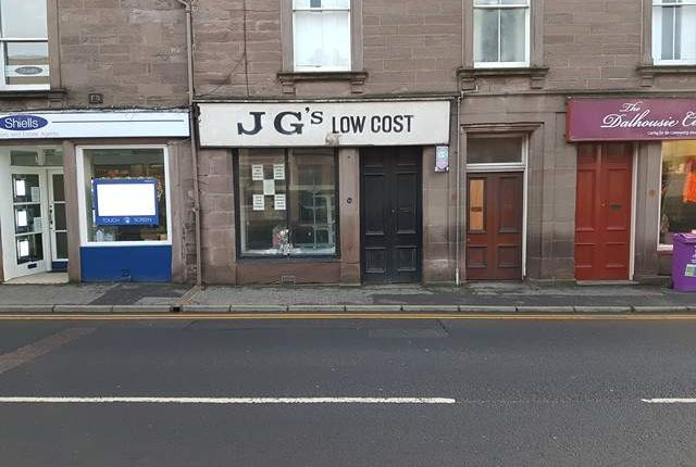 Thumbnail Retail premises to let in St. David Street, Brechin