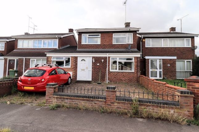 Thumbnail Link-detached house for sale in Baccara Grove, Bletchley, Milton Keynes