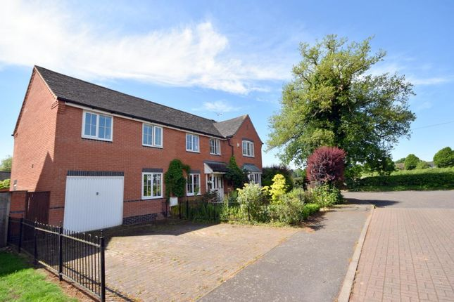 Thumbnail Detached house for sale in Ralph Close, Loughborough
