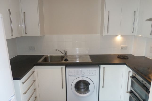 Thumbnail Flat to rent in High Street, Gillingham