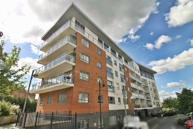 Thumbnail Flat to rent in Trevithick Court, Wolverton, Milton Keynes