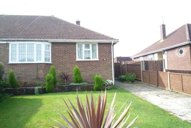 Thumbnail Bungalow to rent in Scratchface Lane, Bedhampton, Havant