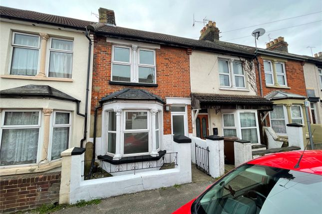 3 bed terraced house to rent in Corporation Road, Gillingham ME7