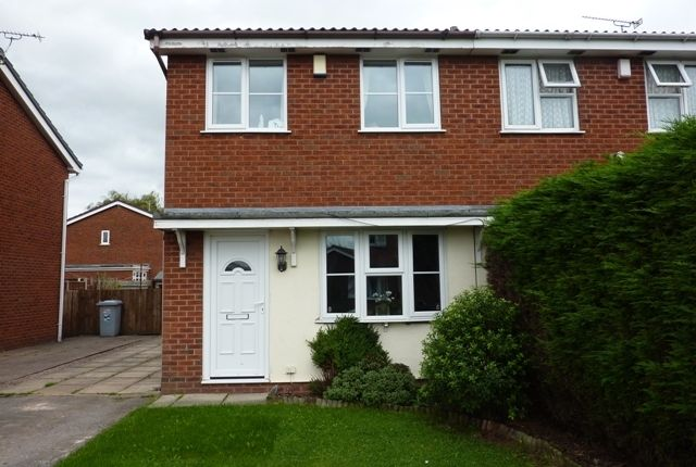 2 bed semi-detached house to rent in Cromer Drive, Crewe