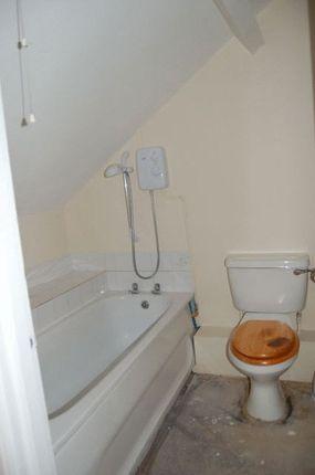 Bathroom of Penrallt Street, Machynlleth SY20