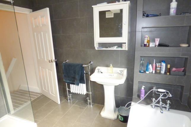 Bathroom of Old Liverpool Road, Sankey Bridges, Warrington, Cheshire WA5