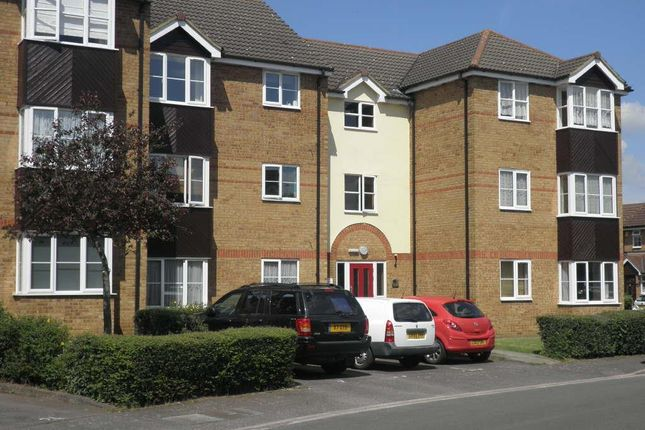 Thumbnail Flat to rent in Falcon Close, Dunstable