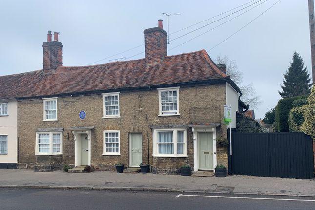 Thumbnail Cottage for sale in High Street, Kelvedon, Colchester