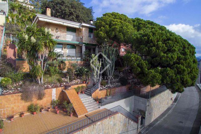 Thumbnail Villa for sale in Spain, Barcelona North Coast (Maresme), Tiana / Mas Ram, Mrs7871