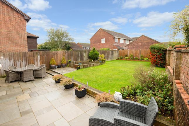 Garden of Evans Road, Willesborough, Ashford TN24