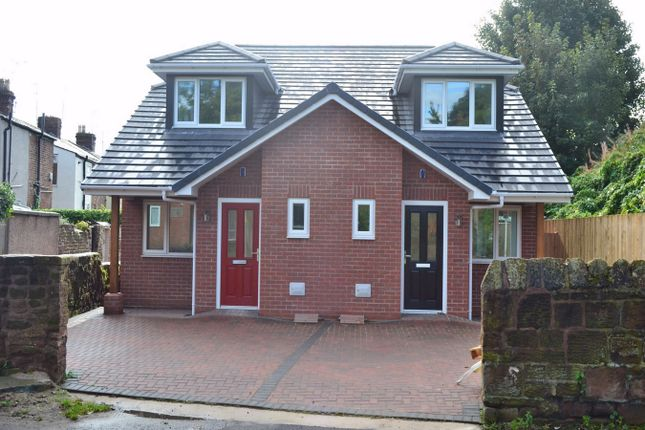 Thumbnail Semi-detached house to rent in Brook Street, Neston, Cheshire