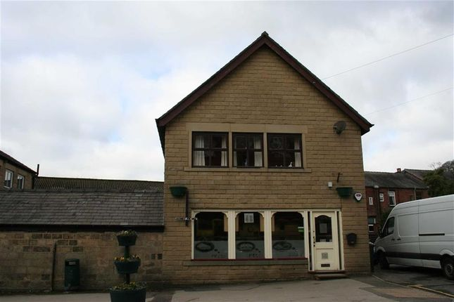 Commercial property for sale in Green Lane, Chinley, High Peak