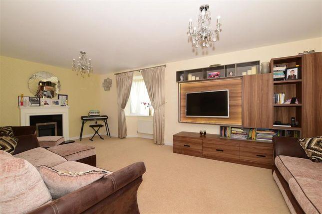 Lounge of Bradbrook Drive, Longfield, Kent DA3