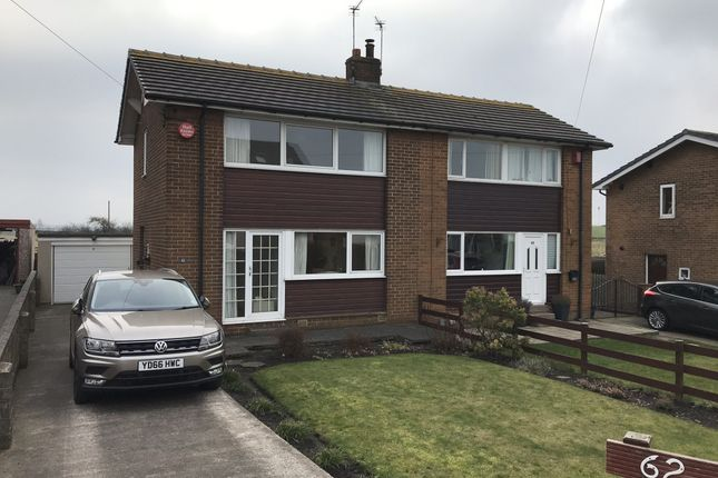 Thumbnail Semi-detached house for sale in High Lane, Huddersfield