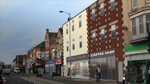 Thumbnail Retail premises for sale in 219-225, Wellingborough Road, Northampton