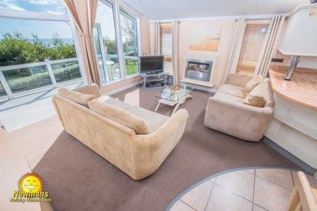Lounge of The Terraces, Sandy Bay, Exmouth EX8