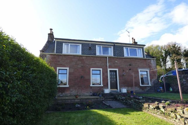 Thumbnail Detached house for sale in Quarry Road, Strathmiglo, Fife