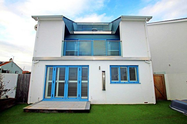 Thumbnail Detached house for sale in The Avenue, La Grande Route De La Cote, St. Clement, Jersey