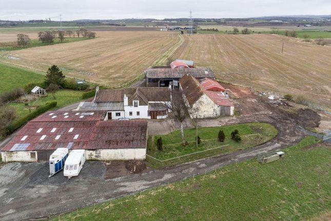 Thumbnail Detached house for sale in Coxpow Farm, Fallin