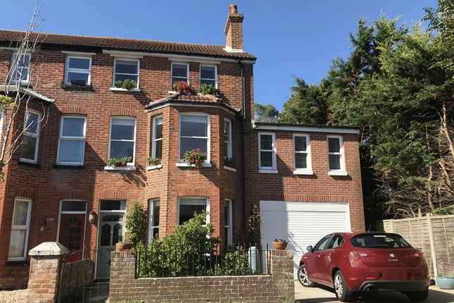 Thumbnail Semi-detached house for sale in Petrie Road, Lee-On-The-Solent