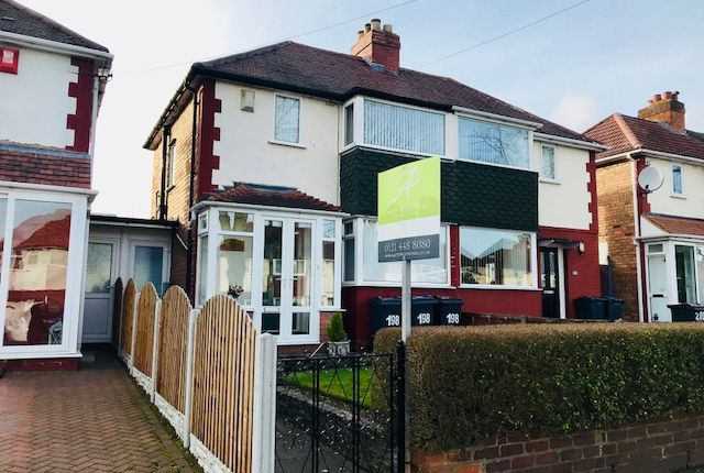Thumbnail Semi-detached house to rent in Atlantic Road, Great Barr, Birmingham