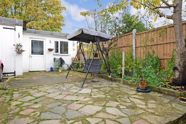Rear Garden of Southend Road, Woodford Green, Essex IG8