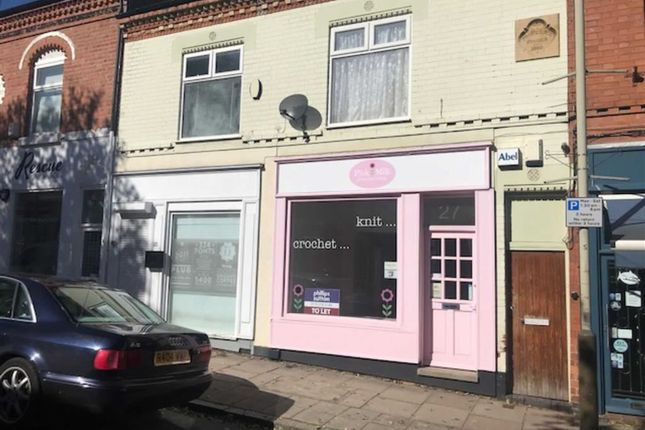 Thumbnail Property to rent in Francis Street, Leicester, Leicestershire