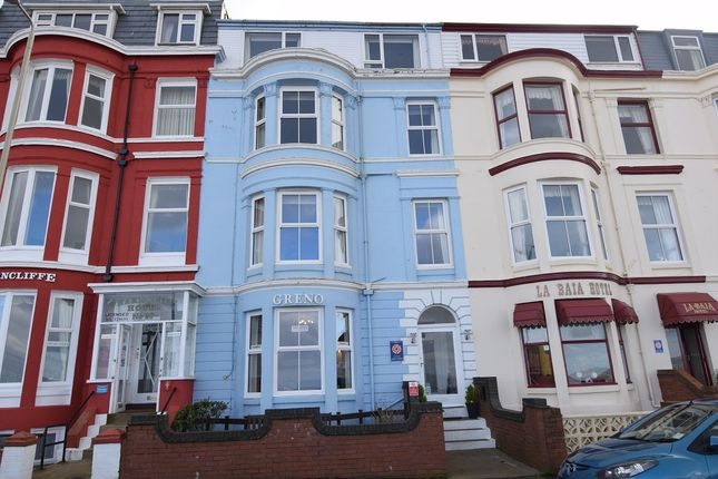 Thumbnail Terraced house for sale in Queens Parade, Scarborough