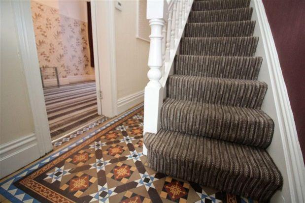 Hallway of Storey Square, Barrow In Furness LA14