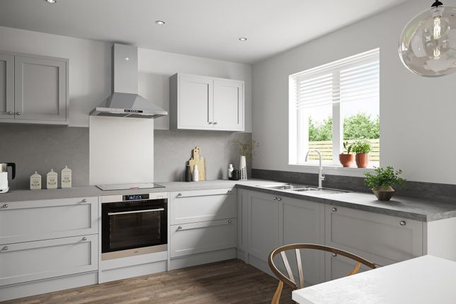 Example Kitchen of Manton Crescent, Heartenoak Meadows, Heartenoak Road, Hawkhurst TN18